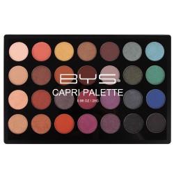 BYS Capri XL Eyeshadow Palette