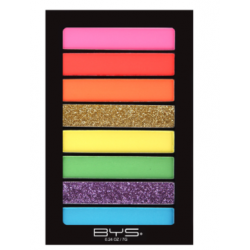 BYS Let's Party 8pc Eyeshadow Palette