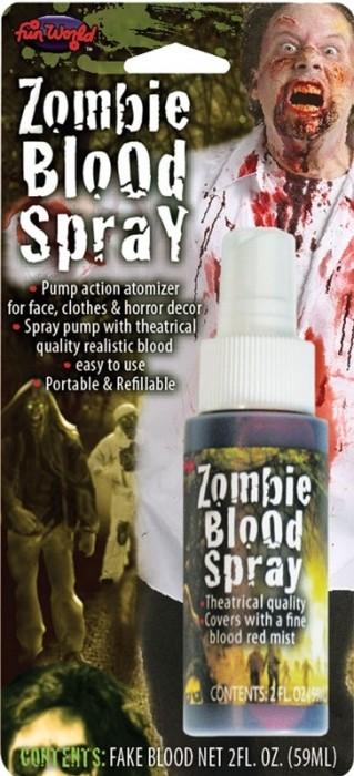 Zombie Blood Spray 60ml