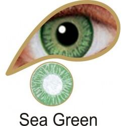 Mesmereyez Sea Green Contact Lenses