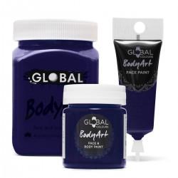 Purple Face & BodyArt Liquid Paint Global Colours