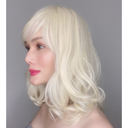 Serena Blonde Long Synthetic Wig
