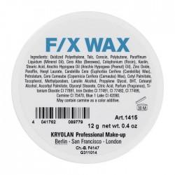Kryolan FX Eyebrow Wax 12g