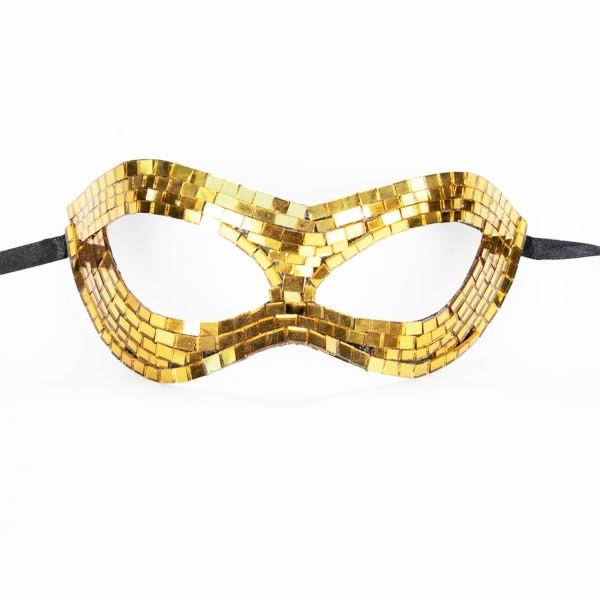 Mirror Mask Yellow