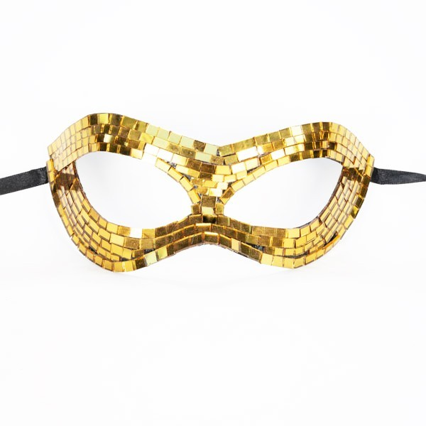Mirrored Mask Gold