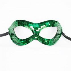 Mirrored Mask Green