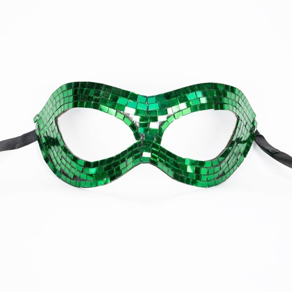 Mirror Mask Green