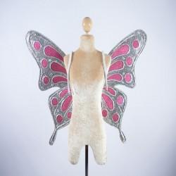 Butterfly Wings Silver...