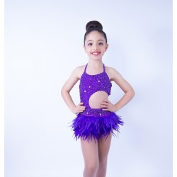 Lucy Leotard and Feather...