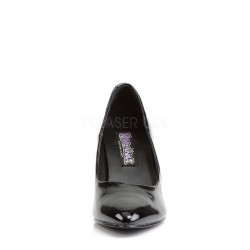 Pleaser Pump 420 Black Patent