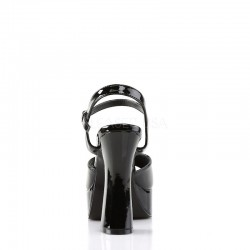 Pleaser Demonia Dolly 09 Sandal Black Patent