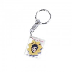 House of Priscilla Key Ring