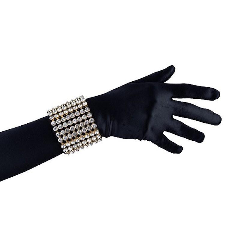 Crystal Diamante Bracelet No 26