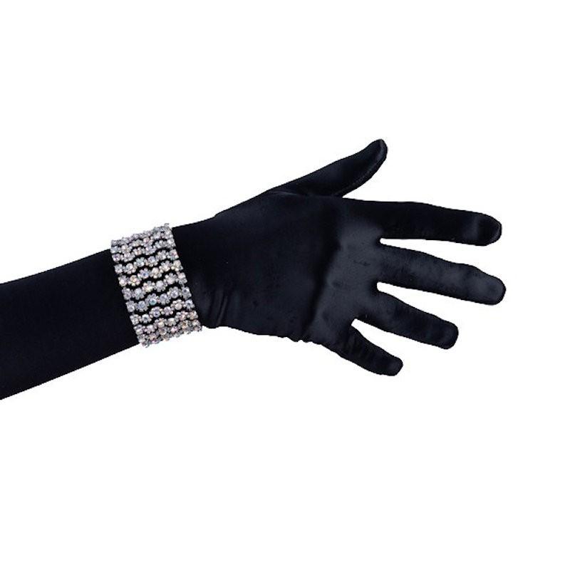 Crystal Diamante Bracelet No 24