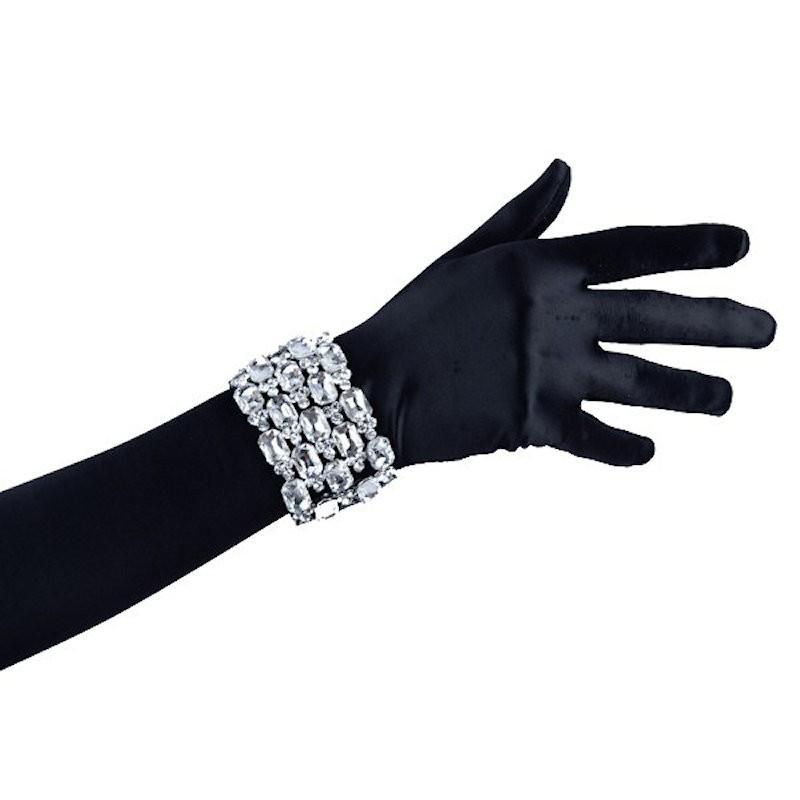 Crystal Diamante Bracelet No 2