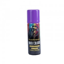 Colour Hair Spray Purple