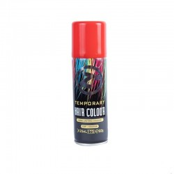 Colour Hair Spray Red