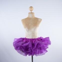 Organza Ruffle Skirt