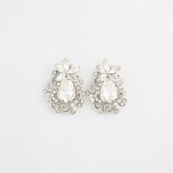 AB Crystal Diamante Earring S 11