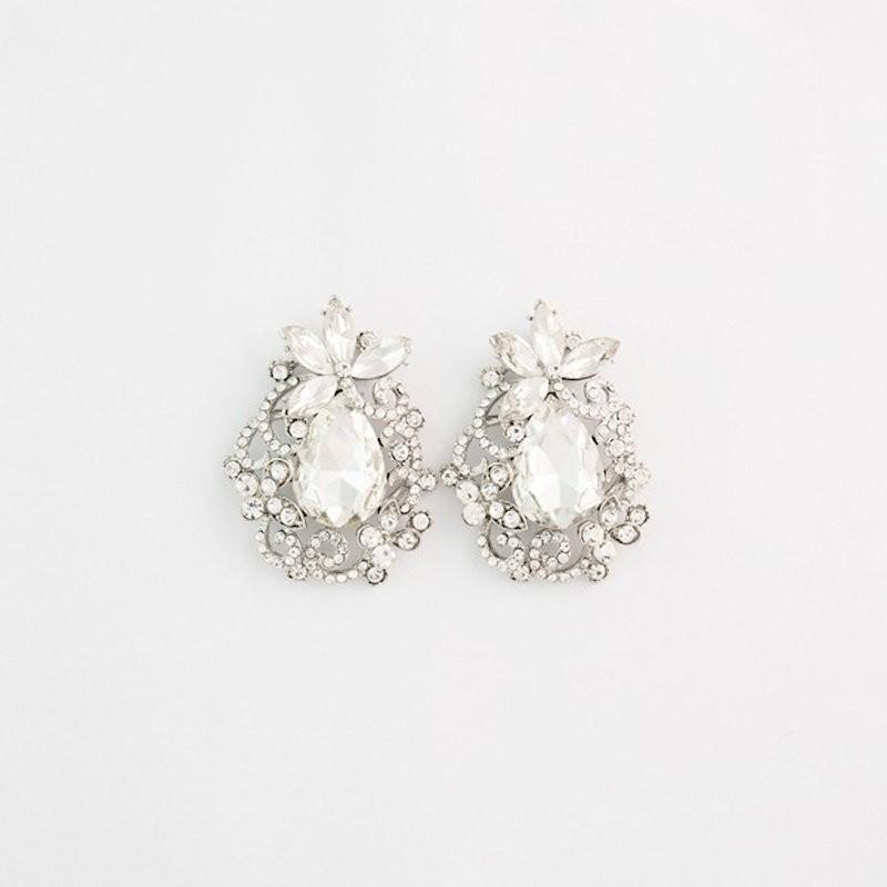 AB Crystal Diamante Earring S 11