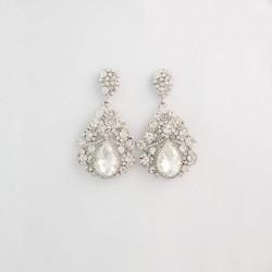 Crystal Diamante Earring M 23