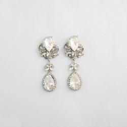 Crystal Diamante Earring M 19
