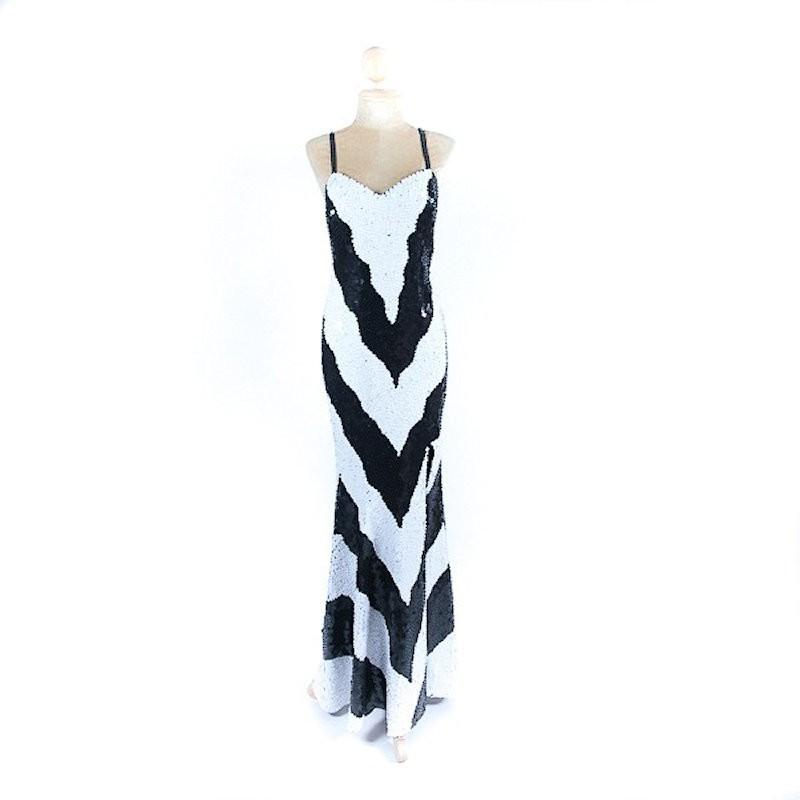 Sequin Gown 4
