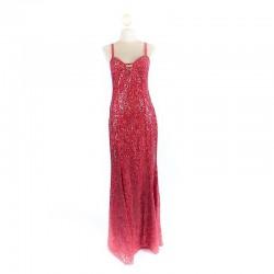 Long Sequin Dress 3