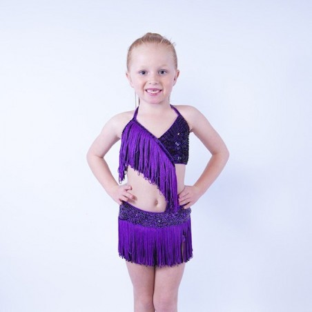 Childrens Fringe Outfit No 02