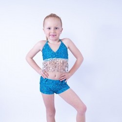 Childrens Fringe Outfit No 08