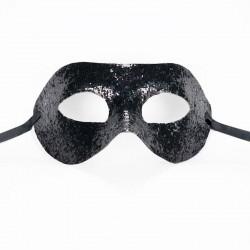 Glitter Mask Black