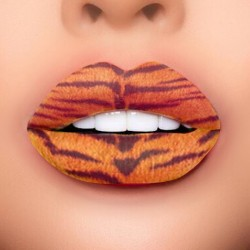 Lip Tattoo Le Tigre