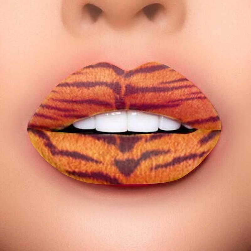 Lip Tattoo Le Tigre