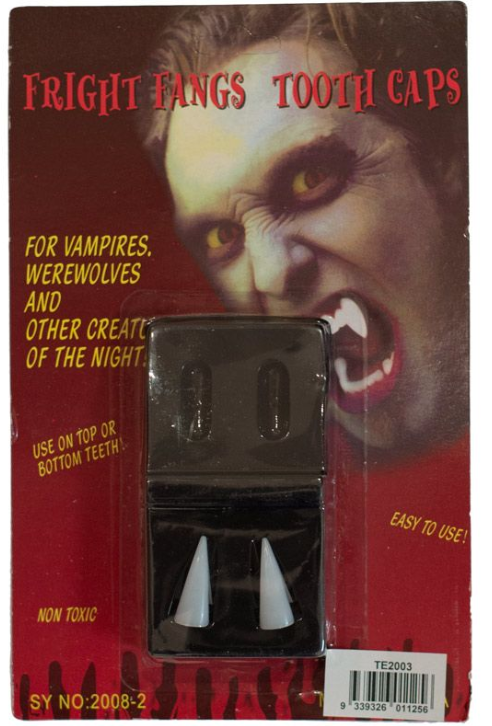 Fright Fangs Tooth Caps