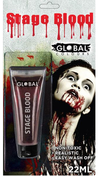Global Colours Stage Blood 22ml