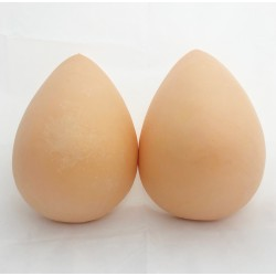 EE Cup Latex Breast Forms