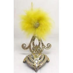 Mini Showgirl Feathered...