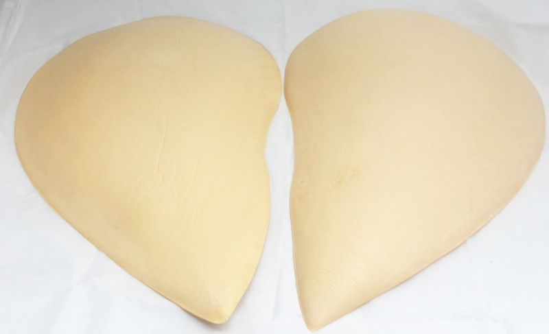 Latex Hip Pads XL