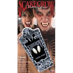 Scarecrow Deluxe Vampire Fangs