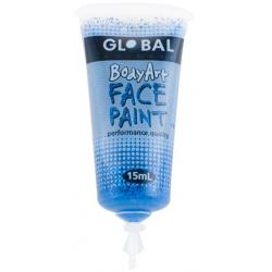 Global Body Paint Fluro Blue