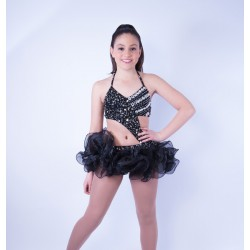 Candy Organza Costume - Black