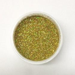 Fine Glitter - Gold / Hologram