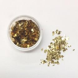 Mixed Glitter - Gold Member