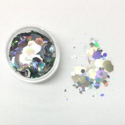 Mixed Glitter - Disco
