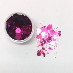 Mixed Glitter - Priscilla