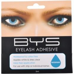 BYS Waterproof Eyelash Adhesive Latex Free