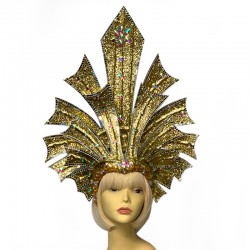Xanadu Headpiece - Gold