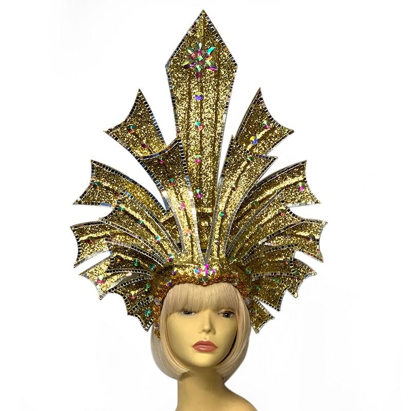 Xanadu Headpiece Gold