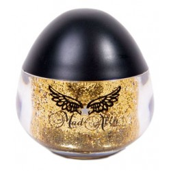 Mad Ally Gold Glitter Paste
