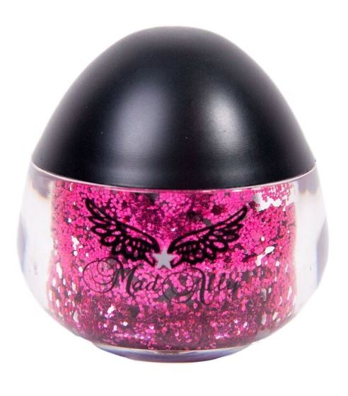 Mad Ally Hot Pink Glitter Paste